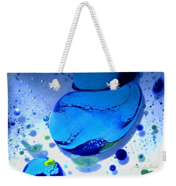 Fluidism Aspect 166 Photography Weekender Tote Bag