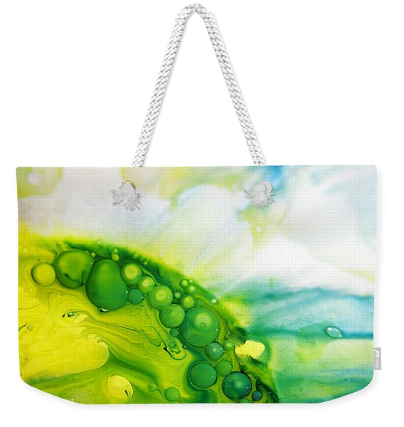 Fluidism Aspect 35 Photography Weekender Tote Bag