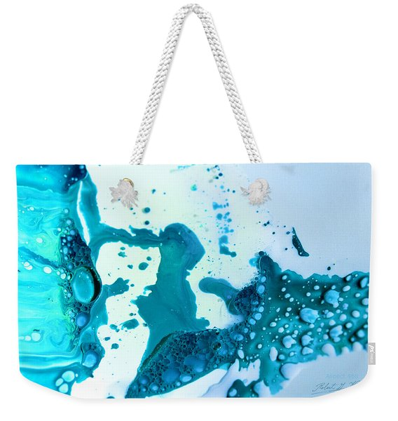 Fluidism Aspect 468 Photography Weekender Tote Bag