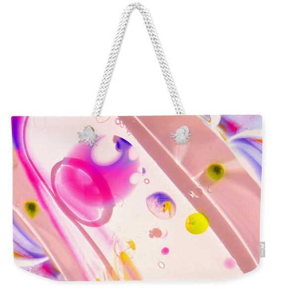 Fluidism Aspect 561 Photography Weekender Tote Bag