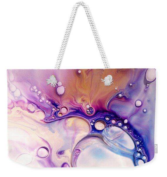 Fluidism Aspect 601 Photography Weekender Tote Bag