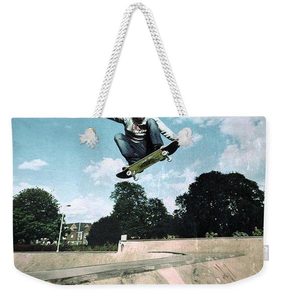 Fly High Weekender Tote Bag
