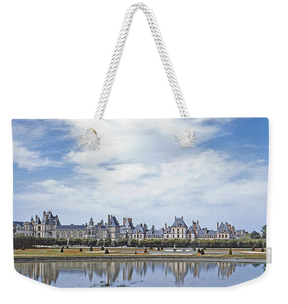 Fontainebleau Palace  Weekender Tote Bag