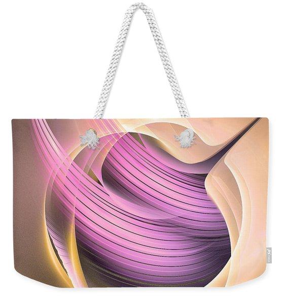 Aeternitas - Abstract Art Weekender Tote Bag