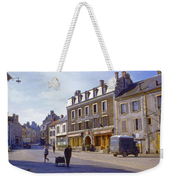 French Village Weekender Tote Bag