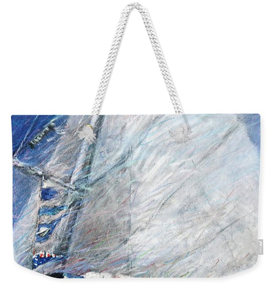 Fresh Breeze Weekender Tote Bag