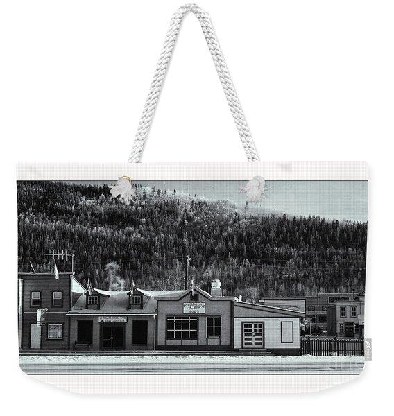 Front Street Weekender Tote Bag
