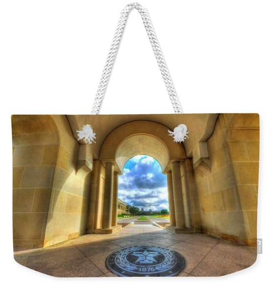 Gateway To A New Life Weekender Tote Bag