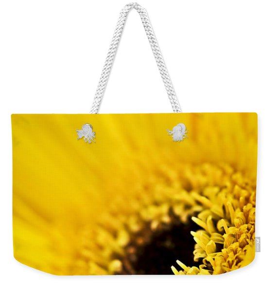Gerbera Flower Weekender Tote Bag