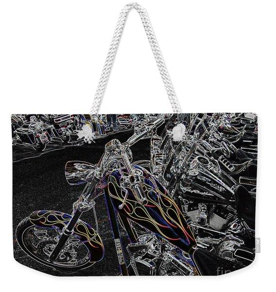 Ghost Rider 2 Weekender Tote Bag