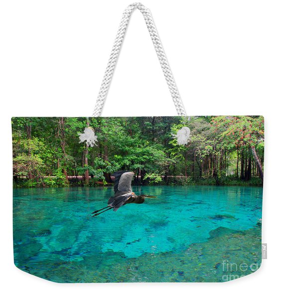 Ginnie Springs Weekender Tote Bag