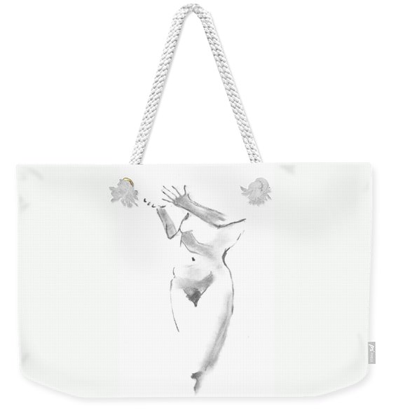 Give - Receive Weekender Tote Bag