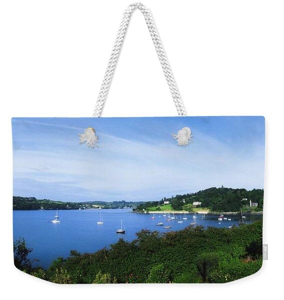 Glanmore Lake, Beara Peninsula, Co Weekender Tote Bag
