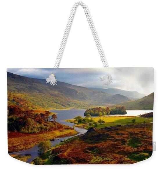 Glen Strathfarrar Weekender Tote Bag