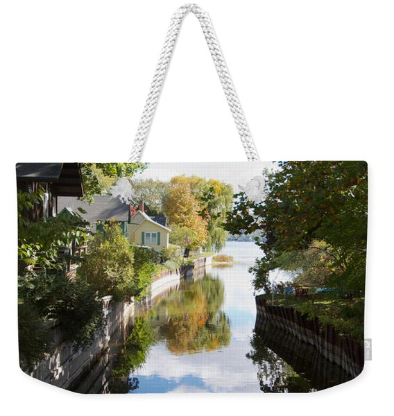 Glenora Point Weekender Tote Bag