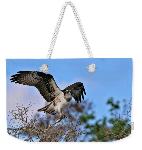 Glorious Weekender Tote Bag
