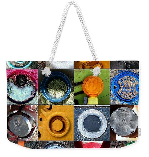 Goin' In Circles Weekender Tote Bag