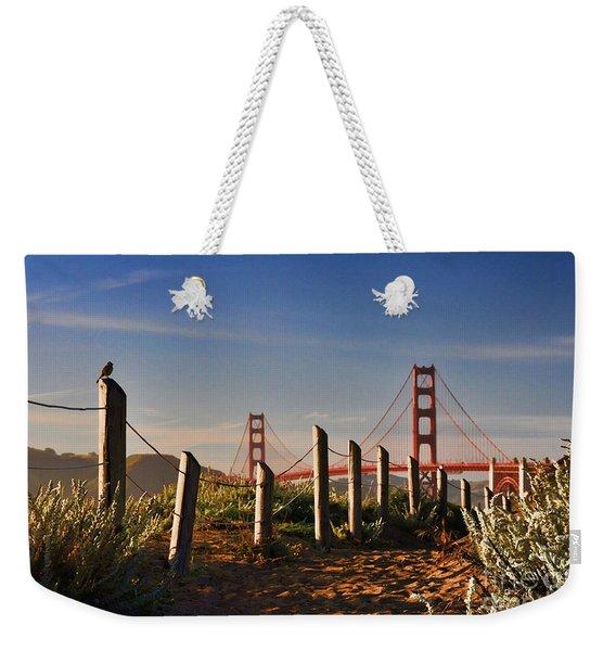 Golden Gate Bridge - 2 Weekender Tote Bag