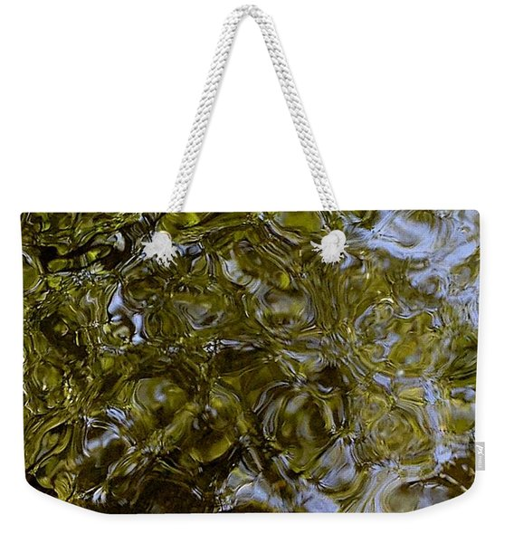 Green Dream Weekender Tote Bag