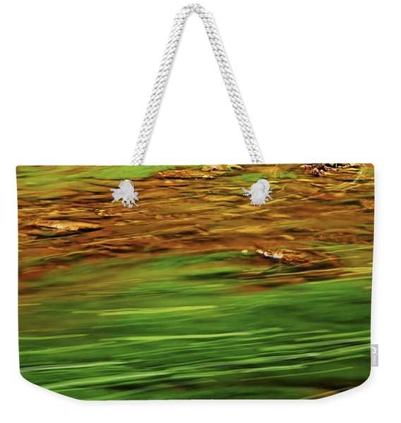 Green River Weekender Tote Bag