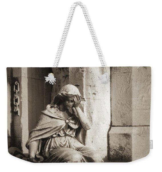 Grief Weekender Tote Bag