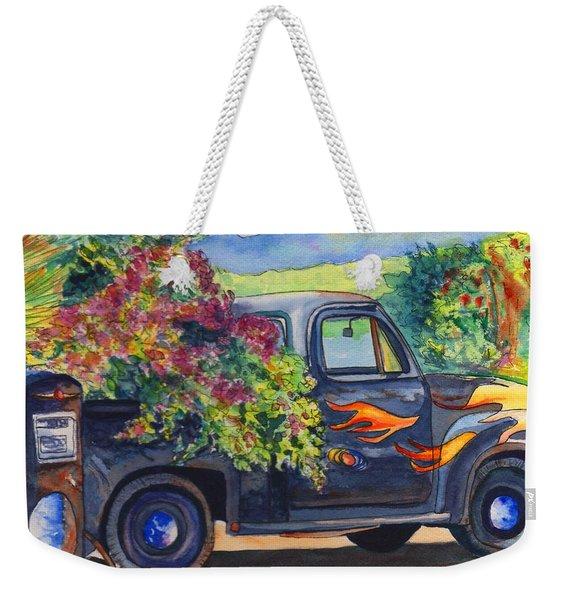 Hanapepe Truck Weekender Tote Bag