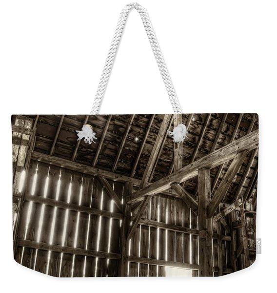 Hay Loft Weekender Tote Bag