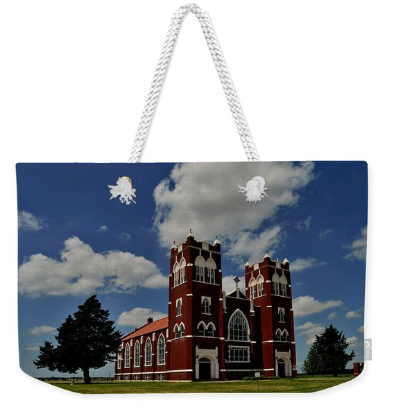 Heavenly Sky Weekender Tote Bag