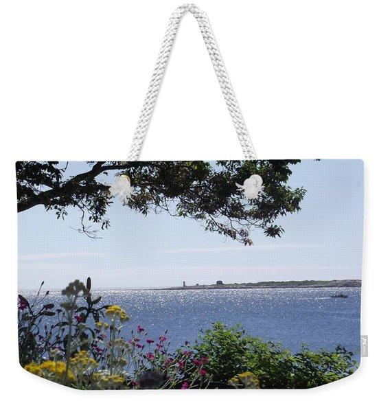 Hillside Beauty Weekender Tote Bag