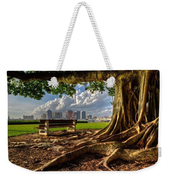Hobbit Eyeview Weekender Tote Bag