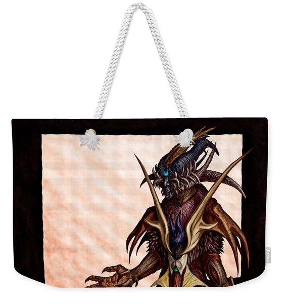 Hornedhead Weekender Tote Bag