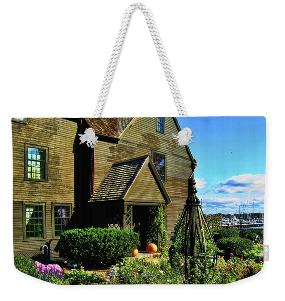 House Of The Seven Gables Weekender Tote Bag