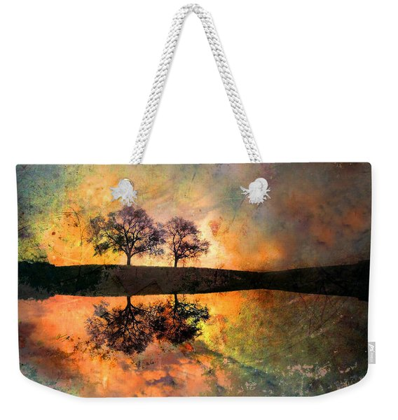 How Trees Reinvent The Morning Weekender Tote Bag