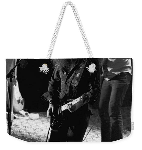 Hughie Thomasson And Frank O'keefe Of The Outlaws Weekender Tote Bag