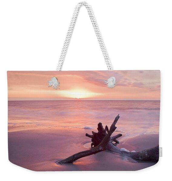 Hunting Island South Carolina Weekender Tote Bag