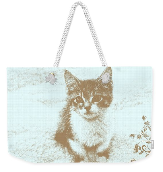 I Miss You Weekender Tote Bag