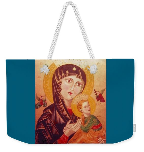 Icon Weekender Tote Bag