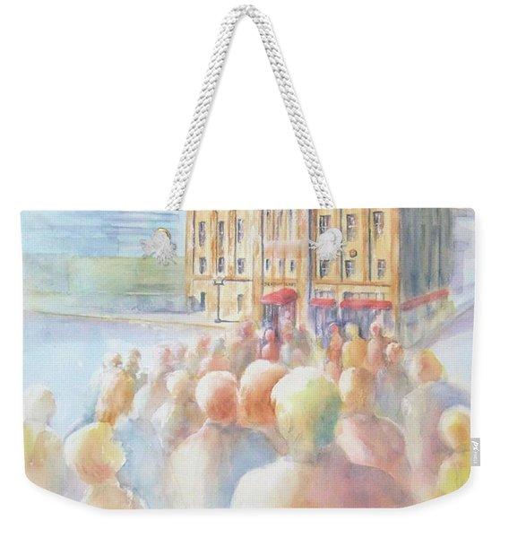 Ideal Organization In Orange County Weekender Tote Bag