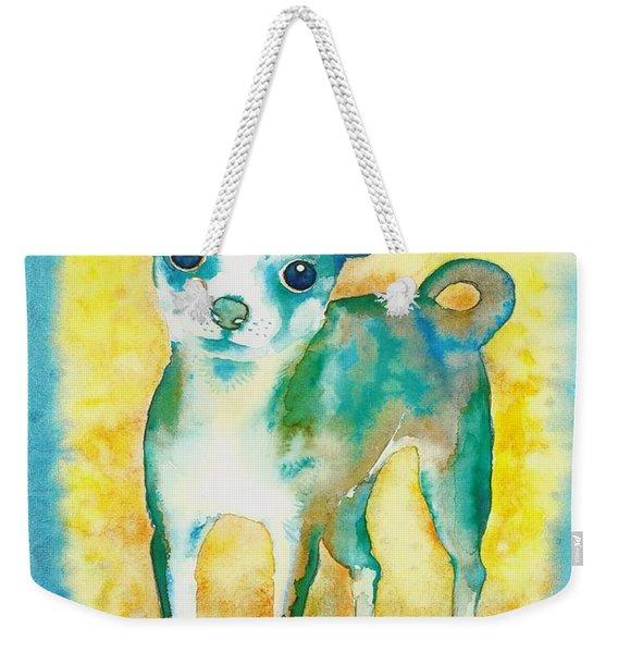 Ilio Chihuahua Weekender Tote Bag