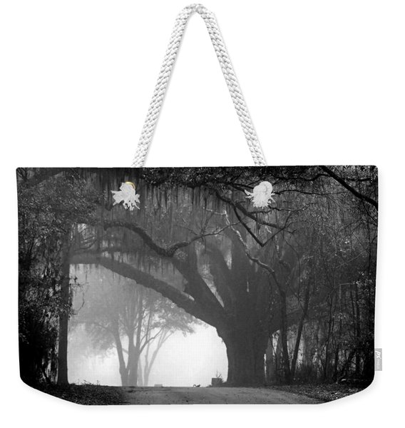In To The Unknown Weekender Tote Bag