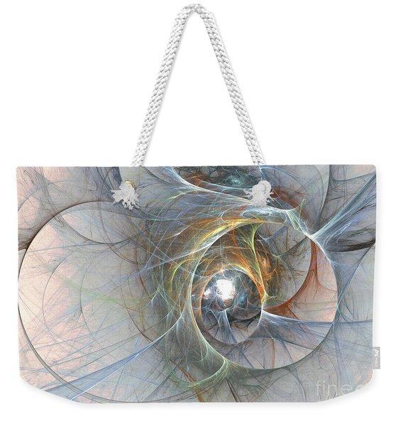 Interwoven Weekender Tote Bag