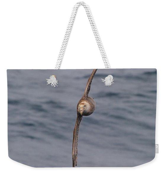 Into The Wind Weekender Tote Bag