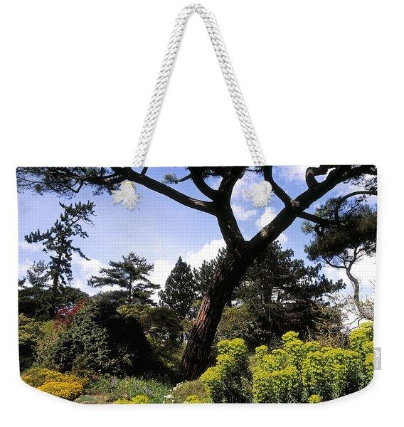 Irish National Botanic Gardens, Dublin Weekender Tote Bag