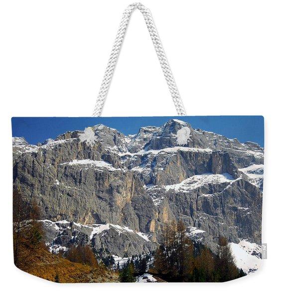Italian Dolomites ... Weekender Tote Bag