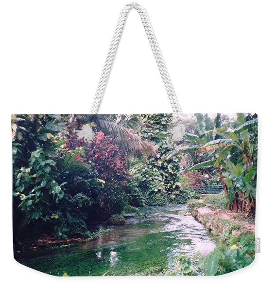Jamaica At It's Best Weekender Tote Bag