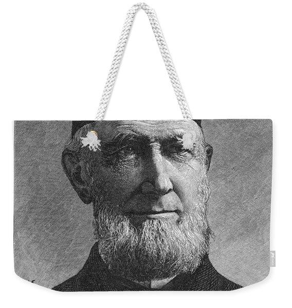 James Buchanan Eads Weekender Tote Bag
