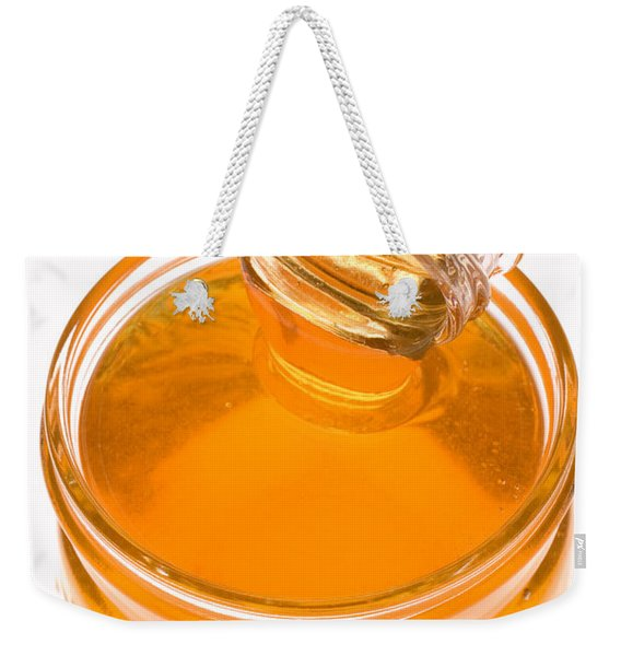 Jar Of Honey Weekender Tote Bag