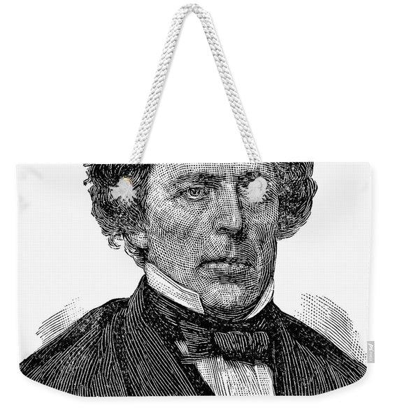 John Buchanan Floyd Weekender Tote Bag