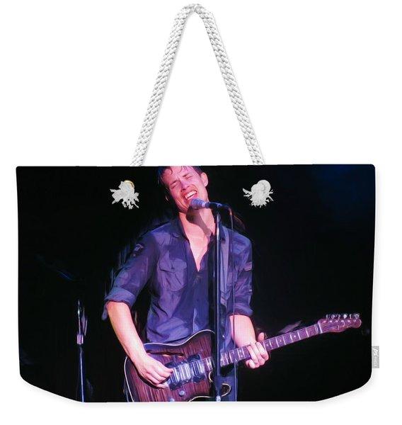 Jonny Weekender Tote Bag