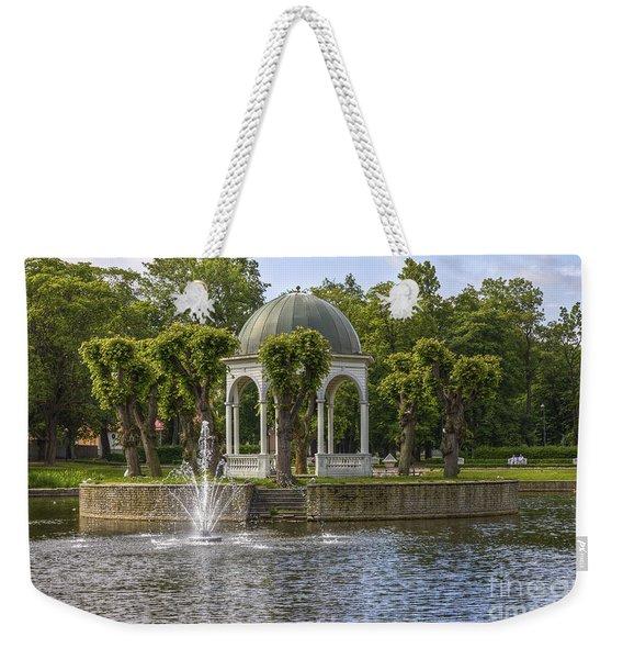 Kadriorg Park 2 Weekender Tote Bag